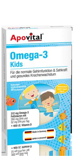 apovital omega 3 kids apovital nahrungserg nzungsmittel. Black Bedroom Furniture Sets. Home Design Ideas